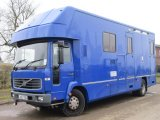 2004 Volvo FL6 12 ton Coach built by Olympic, Stalled for 4 with side ramp, full luxury living. 1 owner from new