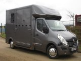 *** DEPOSIT TAKEN *** 2015 Model 64 Renault Master Select Pro model. New build finished off in Bentley metallic grey