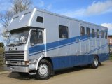 Beautiful Maudsley Majestic Scania 17 ton horsebox, stalled for 5 with full luxury living, Recent respray