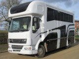 2009 DAF LF Brand new coach build by FVM Coach builders. Stalled for 3 with full luxury living