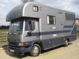 1999 DAF 45 150 Coach built by Kinnear horseboxes. Stalled for 3 with smart living