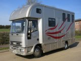 *** DEPOSIT TAKEN ***  1999 Iveco Eurocargo 75E15 Beautiful compact coach built by K & P Horseboxes, stalled for 3 with smart living