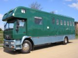 2004 MAN 18 Ton Oakley supreme, Stalled for 6 with full luxury living