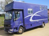 2004 DAF LF Professional conversion, Stalled for 3 with smart living. Mot April 2020