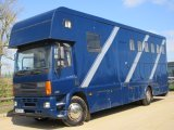 1998 DAF 85 330 18 ton Coach built by David Murray horseboxes. Stalled for 6 with smart comfortable living.