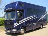 2003 Iveco Eurocargo 75E17 Coach built by Oakley coach builders. Stalled for 4 with smart changing area.... Stunning looking truck