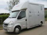 *** DEPOSIT TAKEN *** 2004 Vauxhaul Movano Select Duo. Stalled for 2 rear facing. LWB chassis