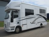 *** DEPOSIT TAKEN *** 2004 Iveco Eurocargo Coach built by G.B Horseboxes, Stalled for 3 with smart luxurious living.... Full tilt cab