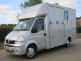 2008 Vauxhall Movano Alexander York model 3.5 ton. Stalled for 2 with smart changing area.. High specification model