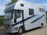 2000 Iveco Eurocargo 75E15 Coach Built by Equinoxs. Stalled for 3 with smart luxury living