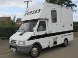 *** NEW PRICE *** 1998 Iveco Daily 4.5 ton Coach built by G.C Smith horseboxes. Stalled for 2 forward facing.. Horsebox from new!
