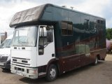 1995 Iveco Eurocargo Coach built by John Oats Horseboxes. Stalled for 3 with smart living
