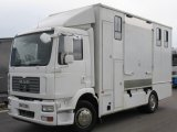 2007 MAN TG Coach built by Equiline horseboxes. Stalled for 7 with side and rear ramp... Huge Payload