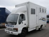 1997 Isuzu NPR 6.2 Ton Tristar conversion. Stalled for 2/3 with smart living