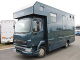 2006 DAF LF 180  MTC Coach built. Stalled for 3 with smart living.. Full tilt cab