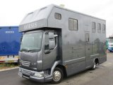 2008 DAF LF Coach built by Webb Coach builders. Stalled for 3 with smart luxury living.. Beautiful 7.5 ton Horsebox