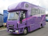 *** DEPOSIT TAKEN *** 2009 Iveco Eurocargo Coach built by Whittingham Horseboxes. Brand New Build. 7.5 ton. Stalled for 3 with luxury living