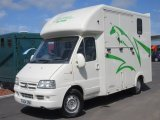 2004 Citroen Relay 3.5 ton Chaighley. Stalled for 2 rear facing.. Very smart