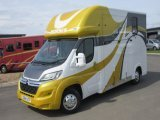 2015 64 Citroen Relay. Regent Elite 2. Stalled for 2 rear facing. Changing area at the rear..Eye catching box