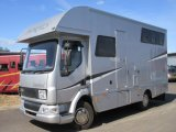 *** NEW PRICE *** 2002 DAF LF Coach built by Courchevel horseboxes. Stalled for 3 with smart living..