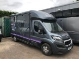 2017 Peugeot Boxer Equi-trek sonic. Stalled for 2 rear facing.  One owner from new! Low mileage