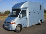 2007 Renault Master Coach built by Bloomsfields . Stalled for 2 rear facing.