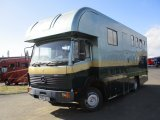 Mercedes Benz 1317 Coach built Chadwick horseboxes. Stalled for 4 with smart living.. 13 ton chassis