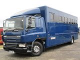 *** DEPOSIT TAKEN *** 2006 55 DAF CF Professional Quighley transport truck.. Stalled for 7 with smart changing area