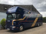Beautiful Oakley Supreme Scania 18 ton Automatic. Stalled for 6 with full luxury living.. Pristine condition throughout