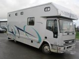 1998 Iveco Eurocargo 75E15 Coach built by Solitaire. Stalled for 3 with smart luxury living..