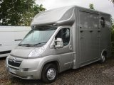 2007 Citroen Relay 3.5 ton J.P Long stall model. Stalled for 2 rear facing.. NEW BUILD