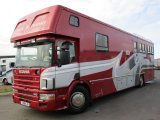 Scania 310 18 ton Coach built by Moorhouse. Stalled for 5 with large luxurious living..