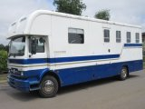 12 ton Renault Midliner Coach built by Oakley. Stalled for 4 with smart luxurious living.. Mot Nov 2020
