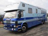 Oakley Supreme 21 ton Scania. Stalled for 7. Full luxury living. Side and rear ramp. Horsebox from NEW!