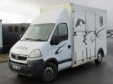 *** DEPOSIT TAKEN *** 2008 Vauxhall Movano 3.5 ton Coach built by M.R Horseboxes. Stalled for 2 rear facing...