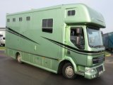 2009 DAF LF 160 Coach built by Freddie Gover Horseboxes. Stalled for 3 with smart luxury living.. VERY SMART