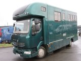 2009 Renault Midlam Coach built by Highcross horseboxes. Stalled for 3 with full luxury living.. Huge underfloor storage