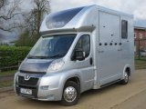 2013 Peugeot Boxer Select Pro coach build 3.5 ton. Stalled for 2 rear facing..