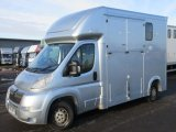 2013 62 Citroen Relay, Select Long Stall build. Stalled for 2 rear facing.. NEW BUILD