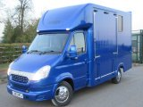 2014 Iveco Daily 3.5 ton Automatic. Chaighley Long stall Model.. 2019 Build.. Like New