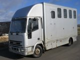 1999 Iveco Eurocargo Select transport truck. Stalled for 4. Rear Air suspension....