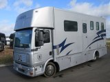 2006 MAN TG Coach built by Lehel. Stalled for 3 with full luxury living.. Full tilt cab..