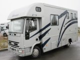 2000 Iveco Eurocargo 75E15 Coach built by Equinoxs. Stalled for 3 with smart living. Beautiful condition throughout!