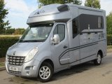 2011 Renault Master Crew cab  Oakley Supersport 3.9 Ton. Stalled for 2 rear facing.. Very Low Mileage from new! LIKE NEW!
