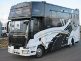 2008 Iveco Eurocargo 75E17 7.5 Ton Coach built by Lehel. Stalled for 3 with full luxurious living... Horsebox with the WOW Factor!