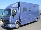 2006 DAF LF 10 Ton Professional conversion by Wren Horseboxes. Stalled for 3 with smart living..VERY SMART