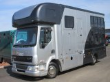 2007 DAF LF 7.5 ton Coach built by WHB Horseboxes. Stalled for 3 with smart luxury living. Recent Build