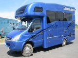 2012 61 Iveco Daily 6.5 Ton Coach built by Equi-hunter. Auvergne Model. Stalled for 2 forward facing with smart living area...