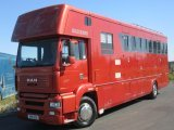 2002 MAN TGM HGV Oakley Supreme. Stalled for 7 with full living.. Sleeping for 4. VERY SMART TRUCK