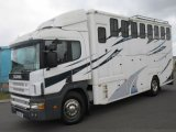 1997 Scania 310 Professional Transport truck by J D Coach builders. Stalled for 9.
